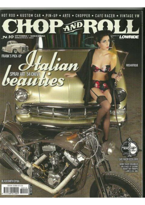 Rosantique – Chop and Roll magazine
