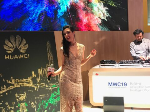 Rosantique for Huawei – Mobile World Congress 2019
